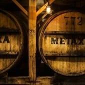 The House of Metaxa The dark of the Cellars 170x170 - METAXA ANGELS' TREASURE - Secretul dezvăluit / Un dar al Îngerilor