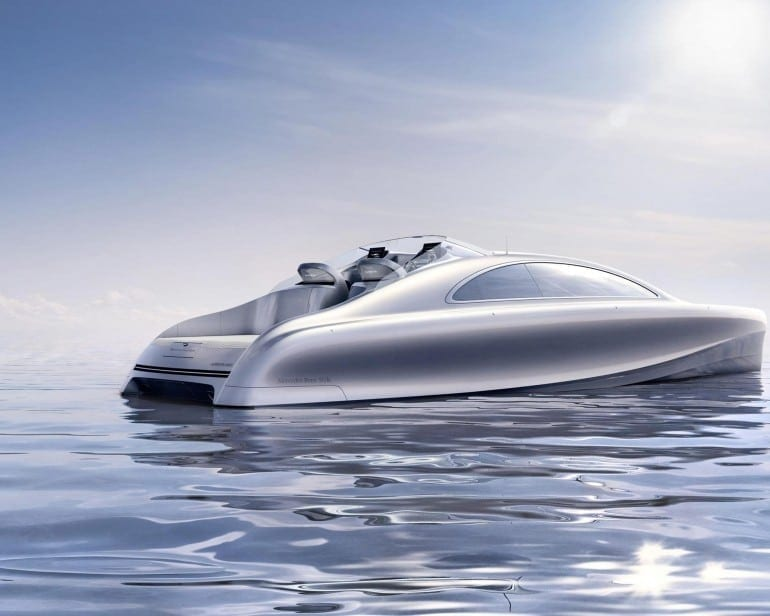 3750x3000 photography arrow yacht 2015 mercedesbenz arrow 460 yacht concept 460 mercedesbenz 27087 770x616 - Mercedes Silver Arrow 460 – Granturismo