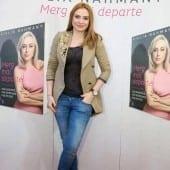 """Adina buzatu giulia nahmany 170x170 - Giulia Nahmany a lansat cartea """"Merg mai departe - mai puternică, mai sănătoasă, mai fericită"""""""