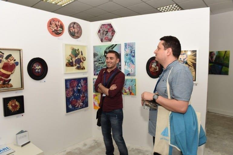 Art Safari 5 770x514 - Mii de persoane au participat la avanpremiera celei de-a treia ediții Art Safari
