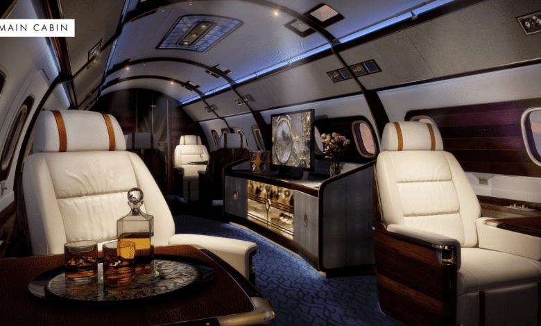 Lineage 1000E – Skyacht One Executive Jet