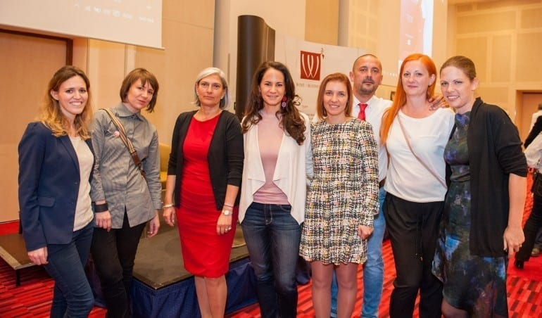 DSC 3119 770x452 - Women in Wine Business, ediţie de excepție  Wine-Wine Evenings
