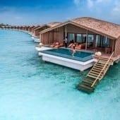 Finolhu Villas 4 170x170 - Paradisul redefinit: Vilele Finolhu – primul resort de lux din lume alimentat cu energie solară.