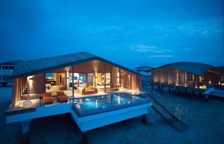 Finolhu Villas 5 770x496 - Paradisul redefinit: Vilele Finolhu – primul resort de lux din lume alimentat cu energie solară.