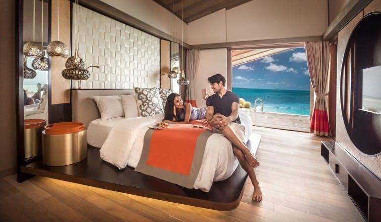 Finolhu Villas 6 770x449 - Paradisul redefinit: Vilele Finolhu – primul resort de lux din lume alimentat cu energie solară.
