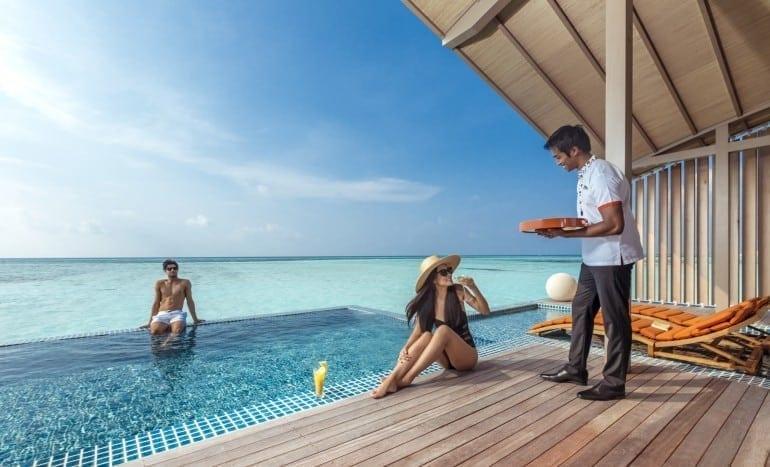 Finolhu Villas 7 770x467 - Paradisul redefinit: Vilele Finolhu – primul resort de lux din lume alimentat cu energie solară.