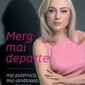 """Giulia Nahmany Coperta 170x170 - Giulia Nahmany a lansat cartea """"Merg mai departe - mai puternică, mai sănătoasă, mai fericită"""""""