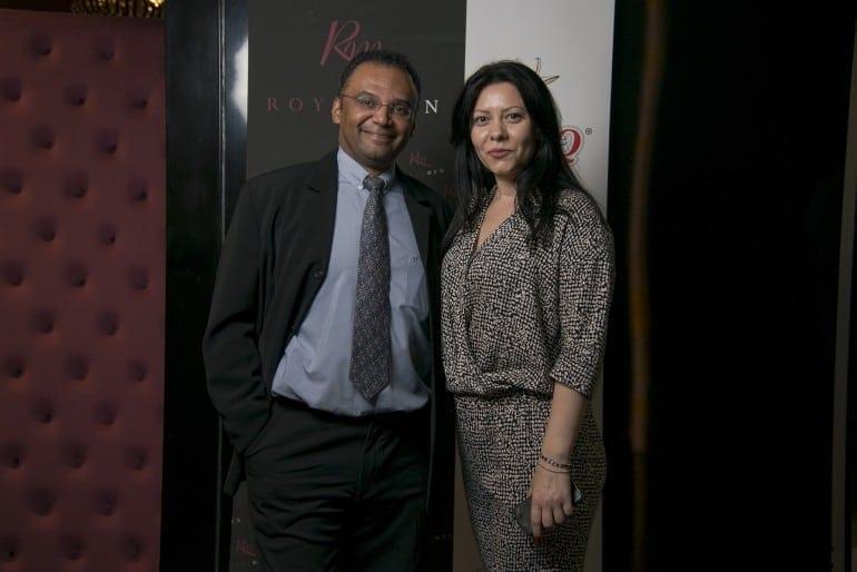 Jolyon Salvadore (Leonidas) & Daniela Chirita (Royal Men)