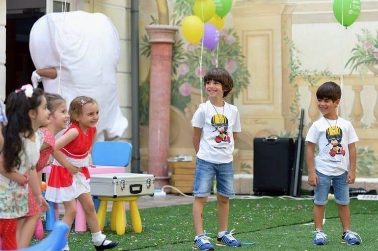 img 2 770x513 - Miko Children Party, un concept care îmbină sănătatea cu distracția