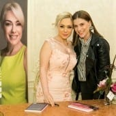 """tily niculae giulia nahmany 3 170x170 - Giulia Nahmany a lansat cartea """"Merg mai departe - mai puternică, mai sănătoasă, mai fericită"""""""