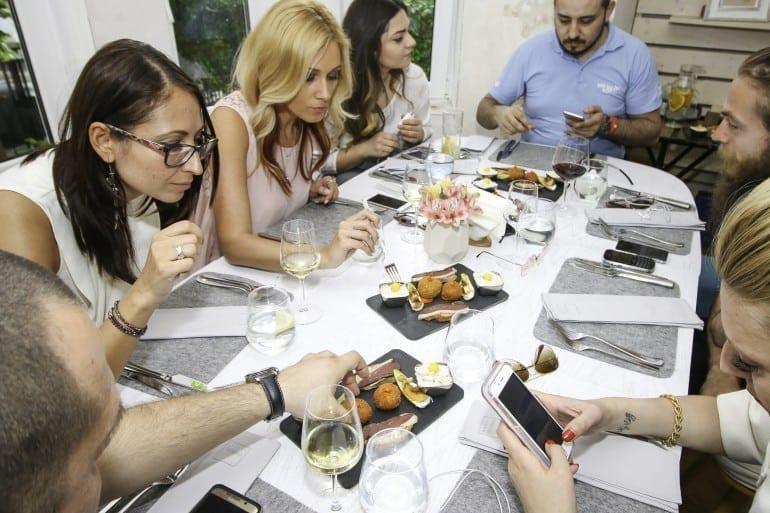 zlrized 3732 770x513 - Media Lunch la NORMA Fine Dining cu chef Sidia Sissoko
