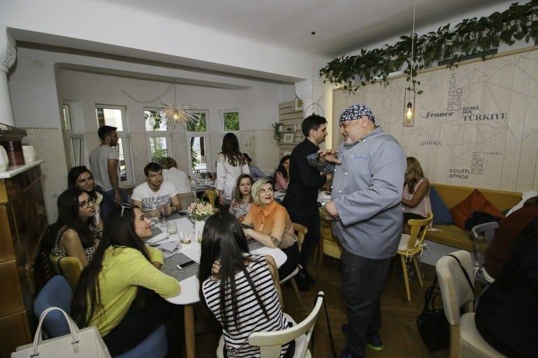 zlrized 3798 770x513 - Media Lunch la NORMA Fine Dining cu chef Sidia Sissoko
