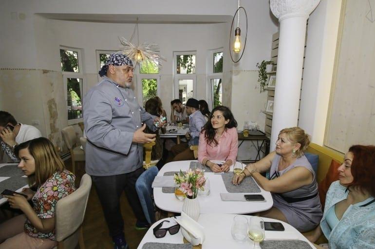 zlrized 3802 770x513 - Media Lunch la NORMA Fine Dining cu chef Sidia Sissoko