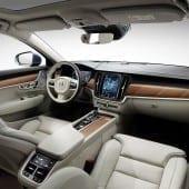 170161 Interior cockpit Volvo S90 V90 blond 170x170 - Volvo S90 - Pentru cei care iubesc condusul și care iubesc să se lase conduși