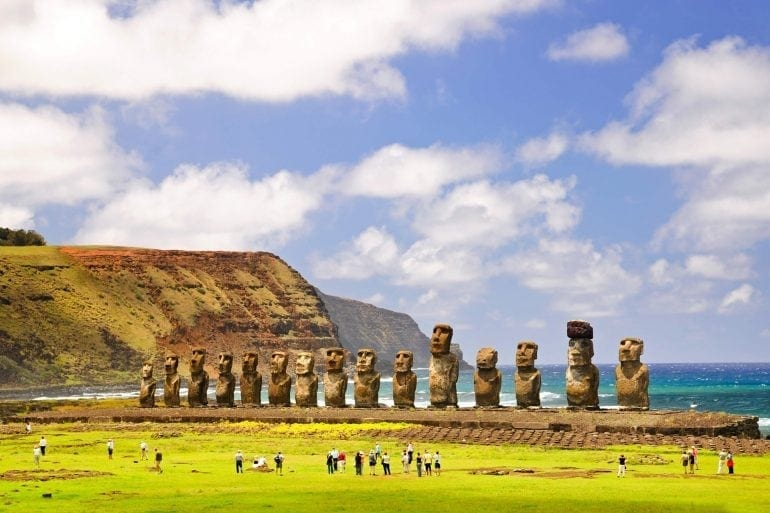 4-Easter Island