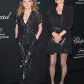 Caroline Scheufele and Kate Moss in Chopard 8905 170x170 - Chopard WILD Party, cu Diana Ross și Mark Ronson