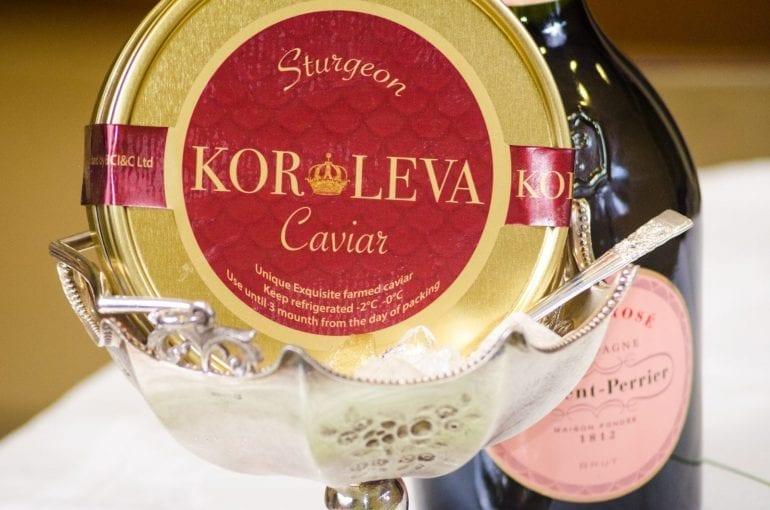 DSC7568 770x510 - Koroleva Caviar  -  Savoir-faire, ca sursă de excelență