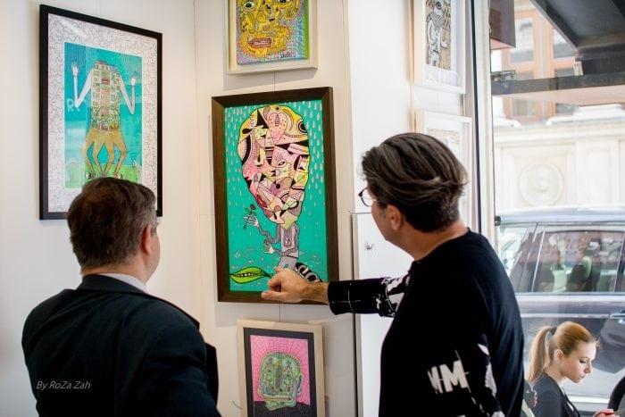 Galeria Rotenberg-Uzunov – Noua direcție: manifestul contemporaneității