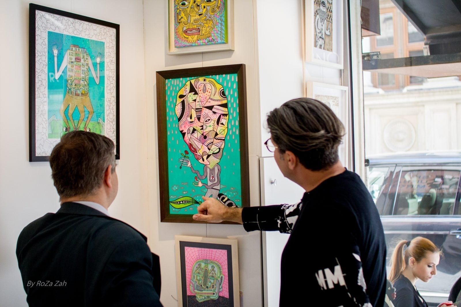 IMG 0392 - Galeria Rotenberg-Uzunov - Noua direcție: manifestul contemporaneității