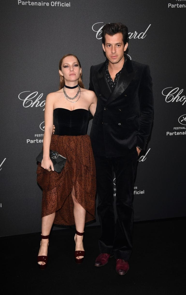 Josephine de la Baume and Mark Ronson 8894 770x1218 - Chopard WILD Party, cu Diana Ross și Mark Ronson