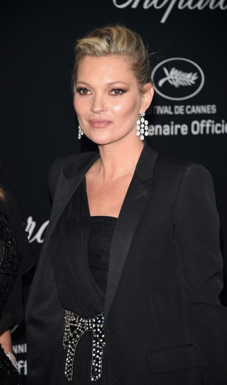 Kate Moss in Chopard 8895 770x1305 - Chopard WILD Party, cu Diana Ross și Mark Ronson