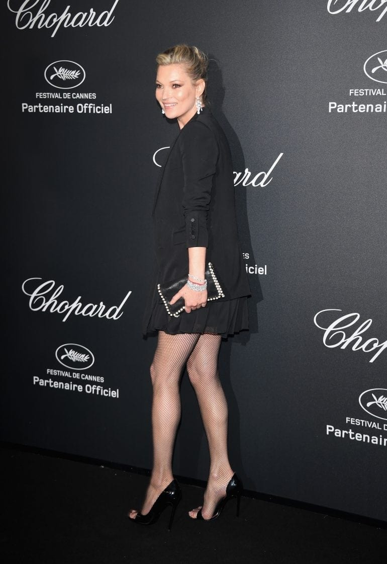 Kate Moss in Chopard 8896 770x1121 - Chopard WILD Party, cu Diana Ross și Mark Ronson