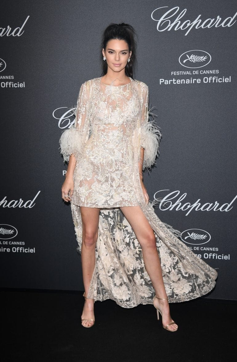 Kendall Jenner in Chopard 8897 770x1174 - Chopard WILD Party, cu Diana Ross și Mark Ronson