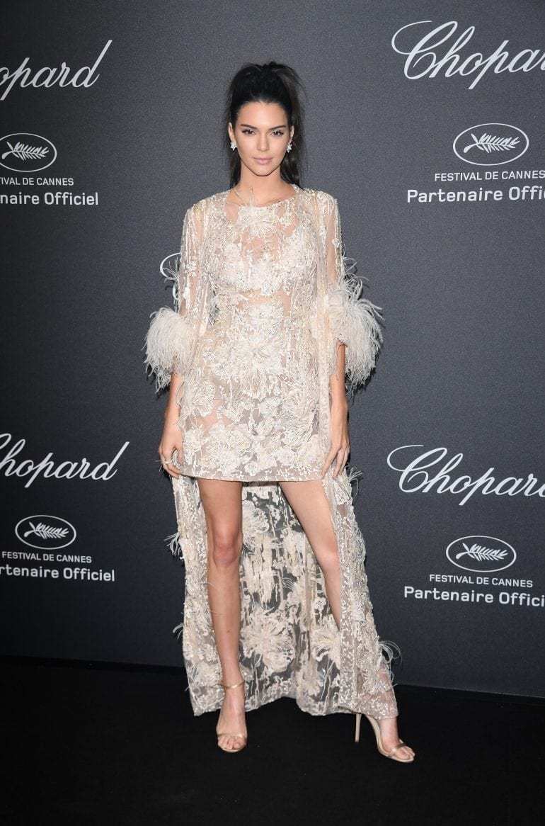 Kendall Jenner in Chopard 8898 770x1166 - Chopard WILD Party, cu Diana Ross și Mark Ronson