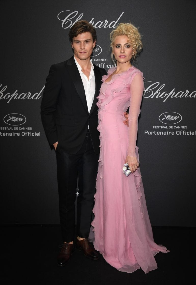 Oliver Cheshire and Pixie Lott 8899 770x1120 - Chopard WILD Party, cu Diana Ross și Mark Ronson