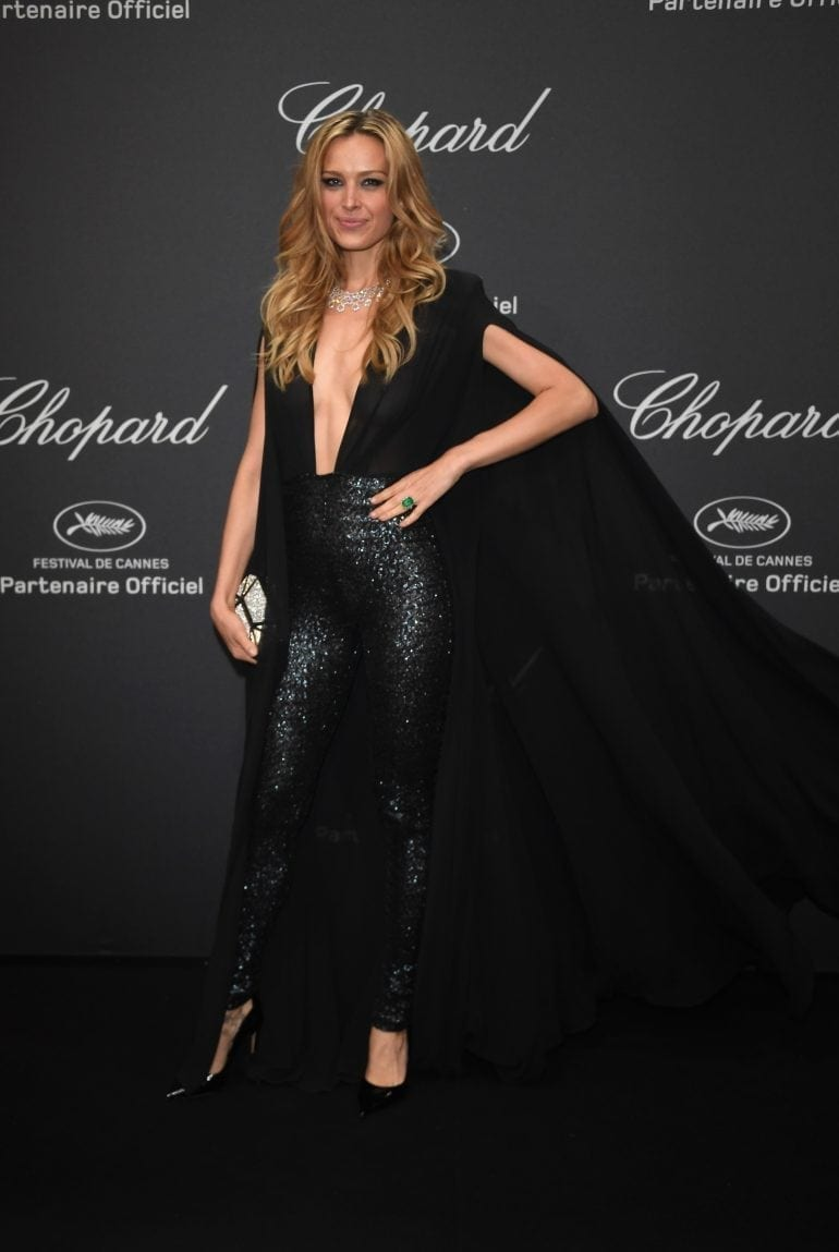 Petra Nemcova in Chopard 8911 770x1149 - Chopard WILD Party, cu Diana Ross și Mark Ronson