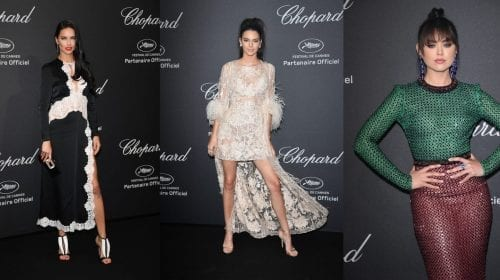 Chopard WILD Party, cu Diana Ross și Mark Ronson