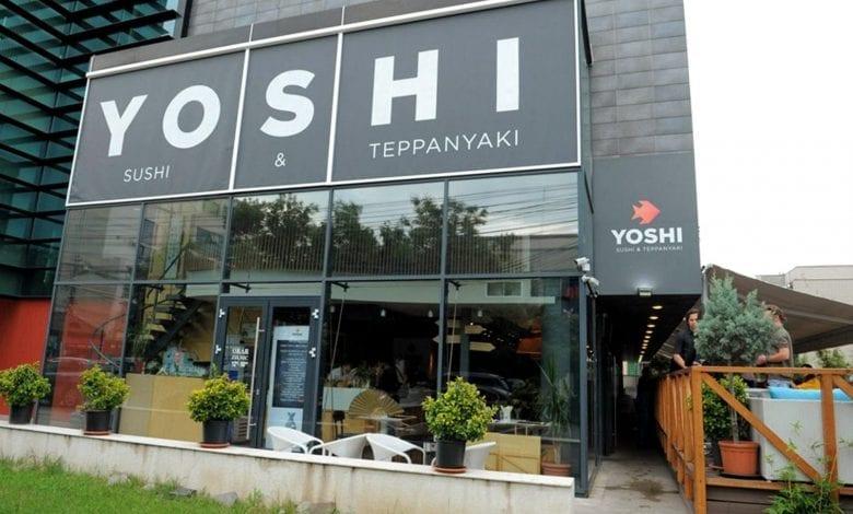 Yoshi Sushi & Teppanyaki – pasiunea pentru bucătăria japoneză de top