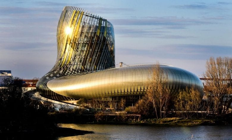 La Cité du Vin – Orașul Vinului