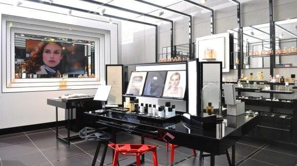 Chanel deschide un nou concept store în București