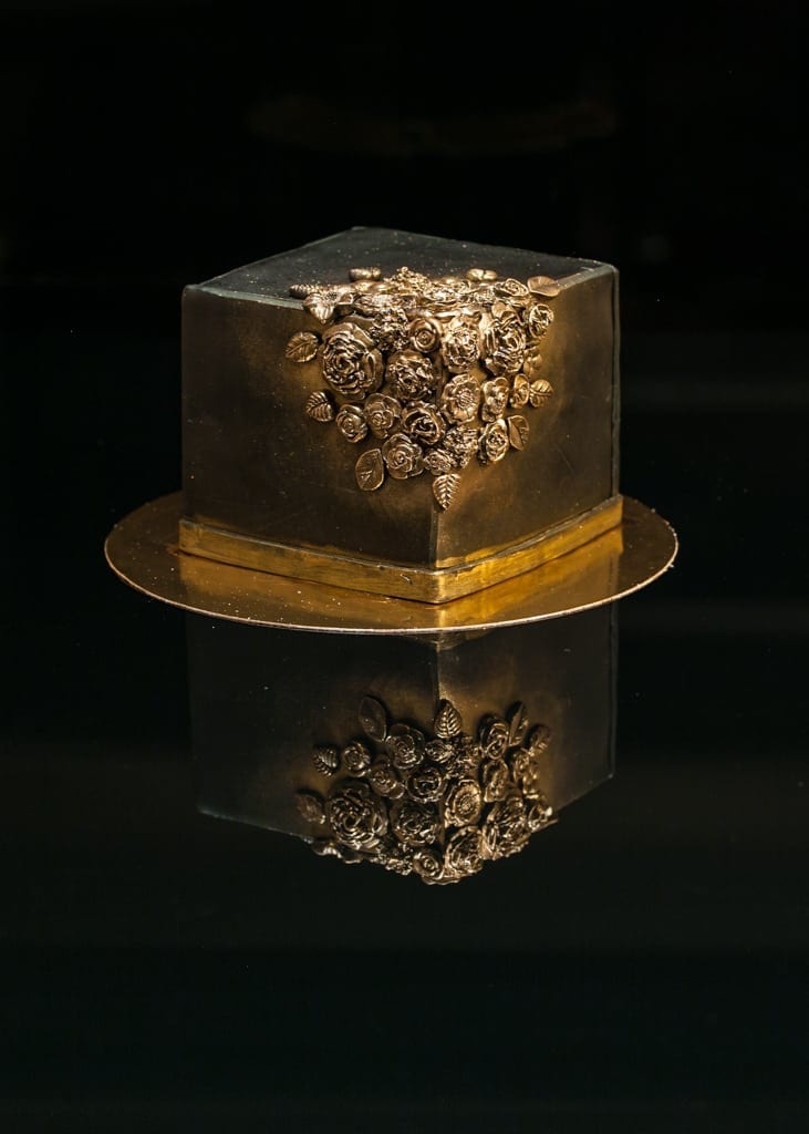 Baroc I  - Hedonismul Artei Efemere by Maison V. Cakes of Art