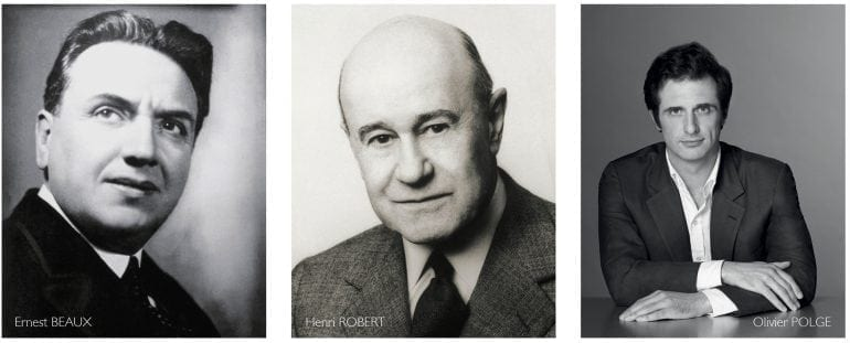 CREATORS-Ernest BEAUX-Henri ROBERT-Olivier Polge