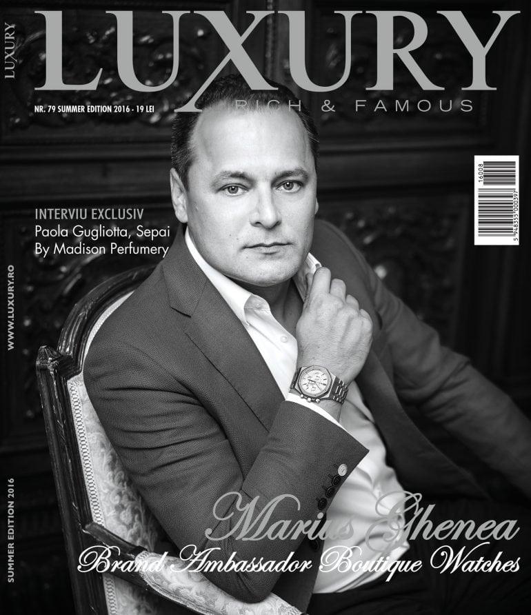 Coperta Luxury 79 fin RGB 770x892 - LUXURY Nr. 79 | Summer edition 2016