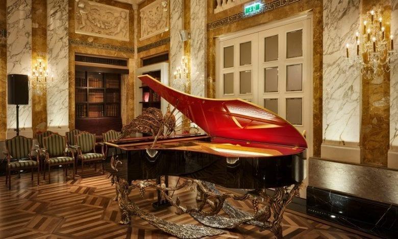 Pianul în ediție limitată Grand Bohemian by Bösendorfer