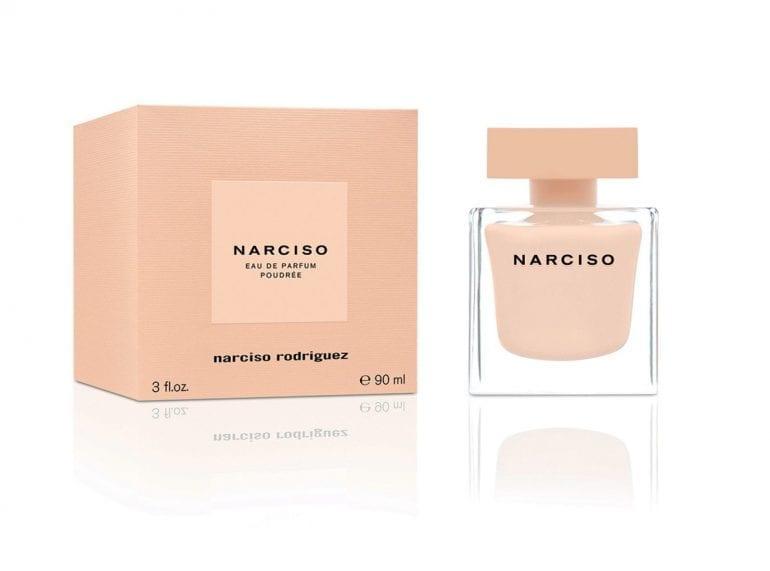 NR NARCISO EAU DE PARFUM POUDREE PACKSHOT PACK CMYK 20X15 300DPI 770x571 - Poudrée by Narciso Rodriguez