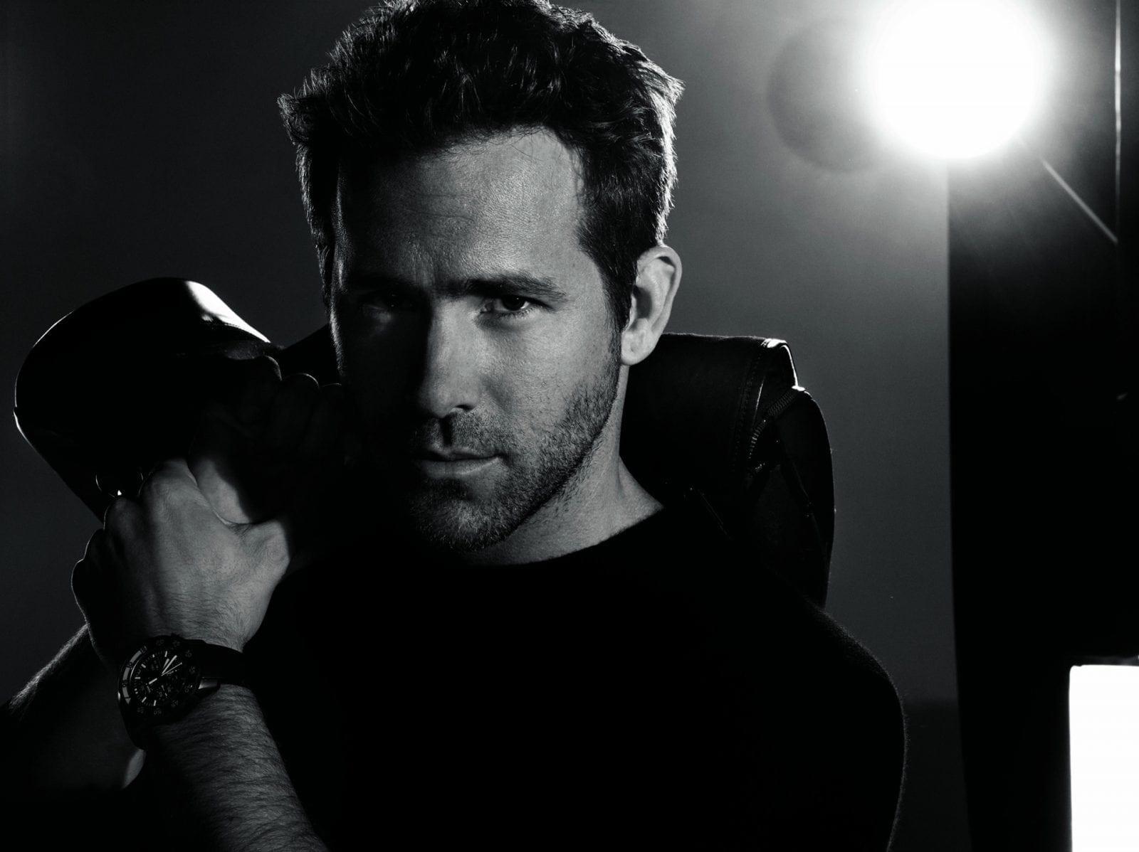 OFFICIAL PORTRAIT RYAN REYNOLDS 2 - Ryan Reynolds este noul ambasador Piaget