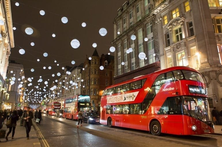 Oxford Street Marius Paun 770x513 - Londra mea, iubirea mea
