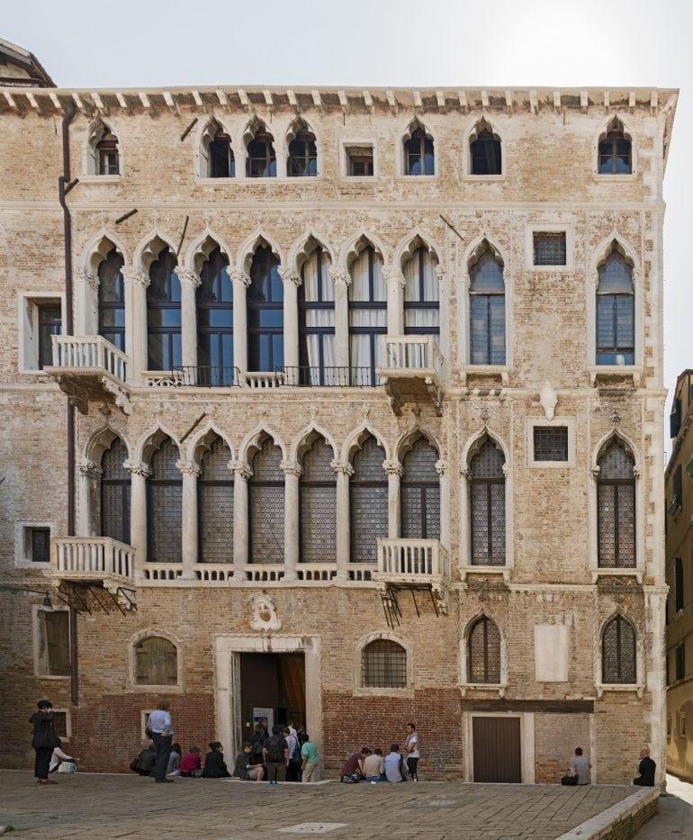 Palazzo Fortuny, già Pesaro Orfei