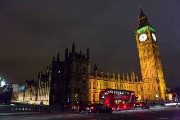 Londra mea, iubirea mea