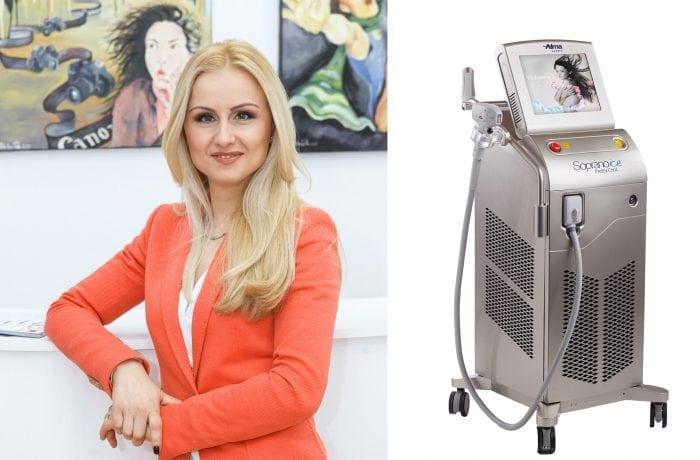 Cel mai performant laser pentru fotoepilarea medicală