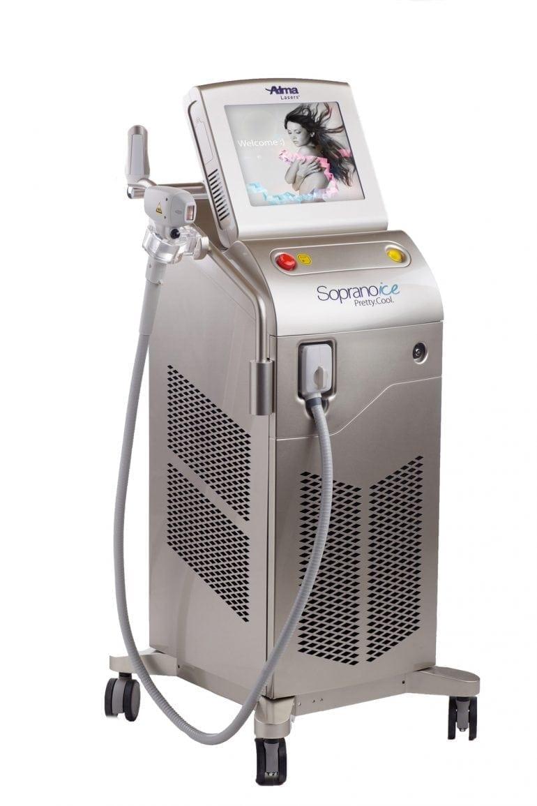 Soprano ICE1 770x1155 - Cel mai performant laser pentru fotoepilarea medicală
