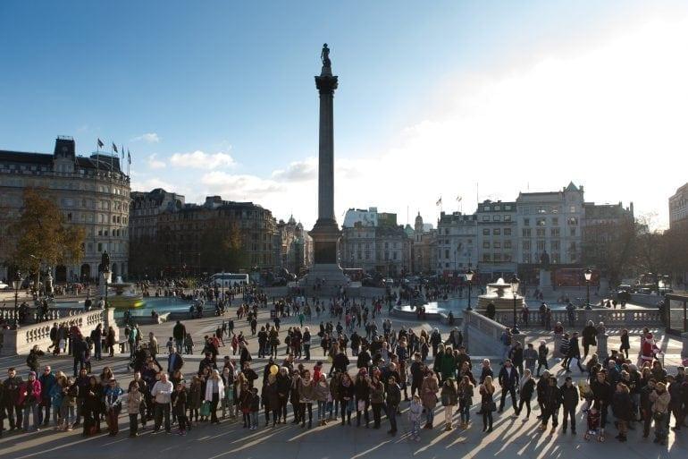 Trafalgar Square_Marius Paun