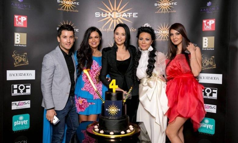 Andreea Marin, Corina, Anda Adam și Adelina Pestrițu și-au schimbat look-ul pentru aniversarea Sungate