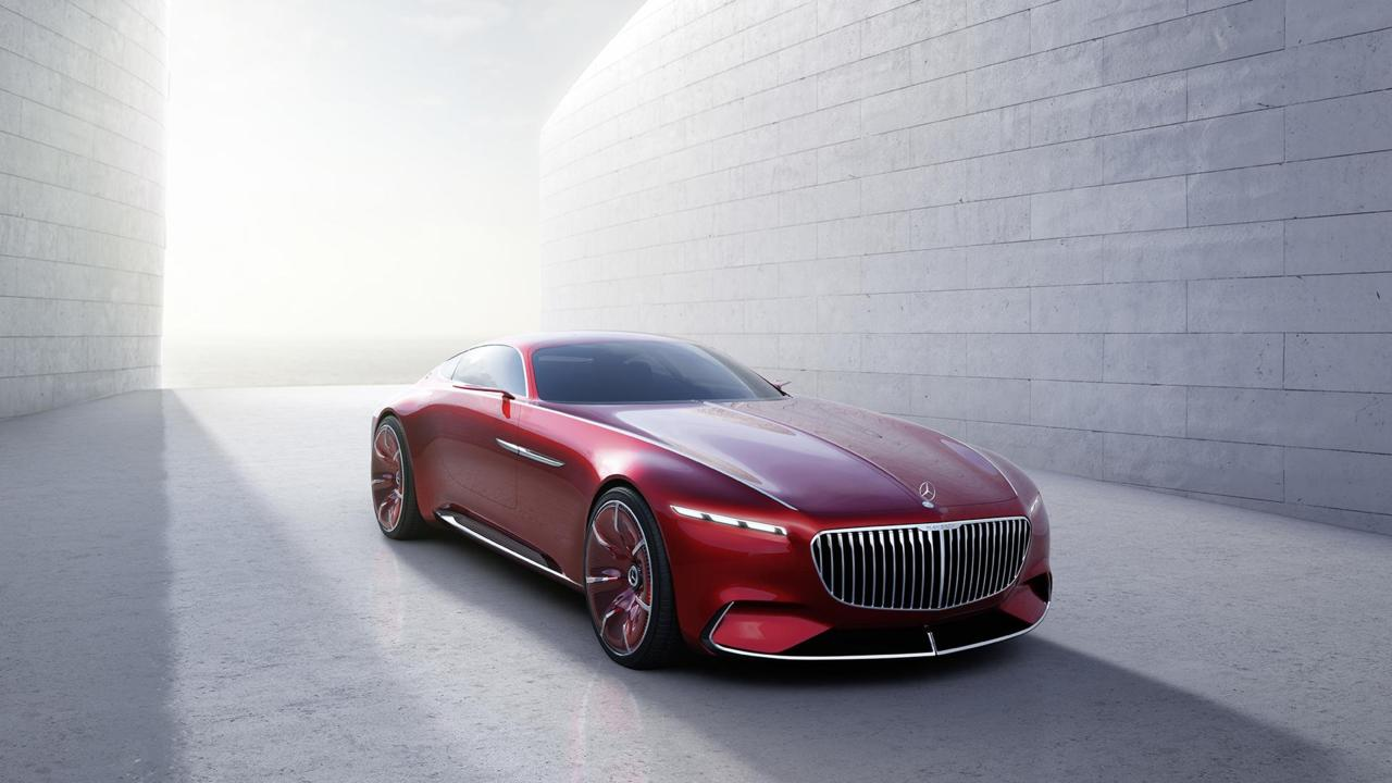p0456z6z - Vision Mercedes-Maybach 6