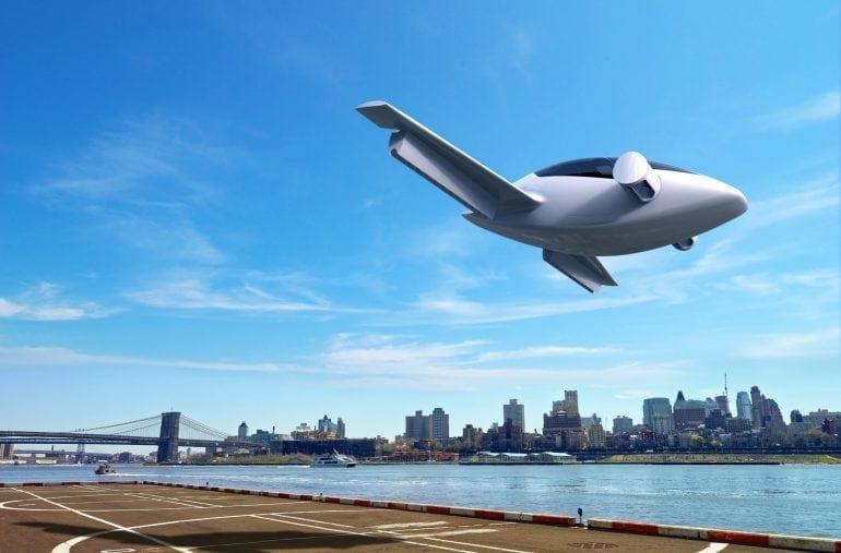 stadt takeoff 770x507 - Lilium Aircraft - Viitorul aviației la nivel personal