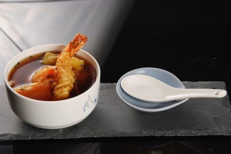 tempura wanko udon